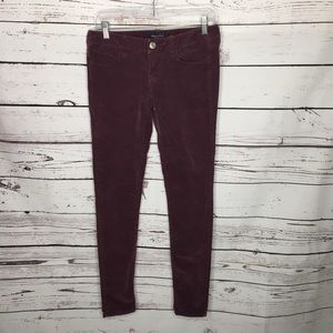 AEO 4 jeggings cords
